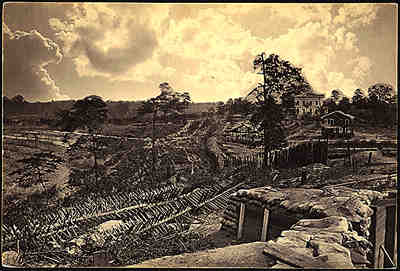 Atlanta, 1865, by George Barnard.