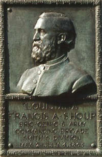 General Francis Shoup.