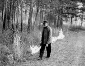 Variable, prescribed burns are a routine part  of the Stoddard-Neel method.