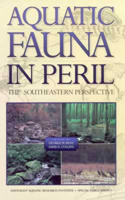 Click to read the Aquatic Fauna in Peril: The Southeastern Perspective