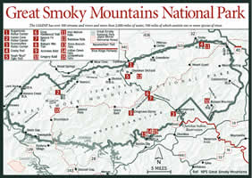 Sherpa Guides   Tennessee   The Tennessee Mountains  